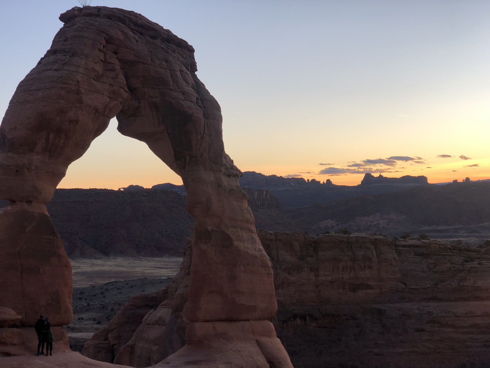 Arches and Canyonlands National Park - Thanksgiving Weekend!